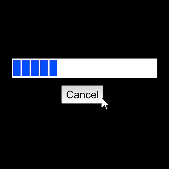 Computertechnik - Computergeist - Fehlermeldung
