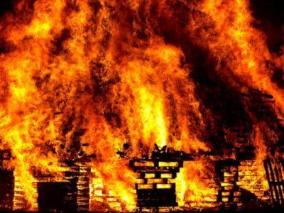 Unternehmen brennt