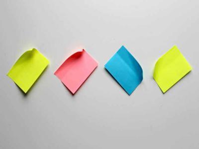 Sticky oder Büromanagement mit Evernote