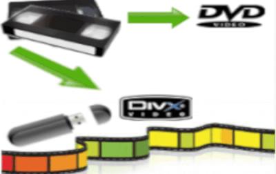 Digitalisierung von Tonbänder und VHS-Videos